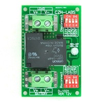 Low Voltage Disconnect Module LVD 12V 30A Protect Prolong Battery Life