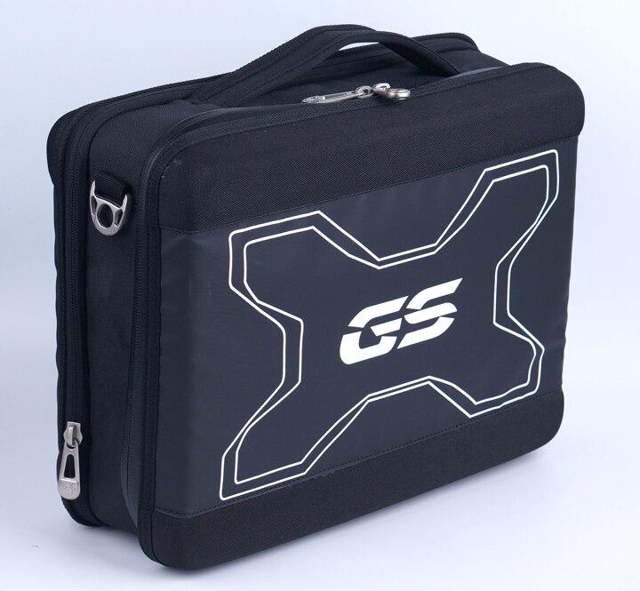 2018 Real Motorcycle Side Bag Uglybros Ubb214 Gs Box Package / Motorcycle Riding Waterproof Liner Bag Multi-purpose Shoulder