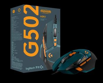 Logitech G502 HERO Gaming Mouse League of Legends (LOL) Limited Edition 16000DPI