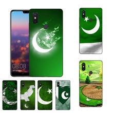 MaiYaCa National flag Pakistan flag Flower Top Detailed Phone case for Xiaomi Mi 6 Mix2 2S Note3 8 8SE Redmi 5 5Plus Note4 4X 5