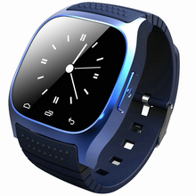 Second era sensible watch bluetooth led music qq out of doors male digital watch m26s