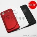 100% оригинал новый назад крышка батарейного отсека крышка корпуса для htc INCREDIBLE S G11 S710E, черный, красный или белый цвет