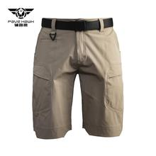 Military Cargo Shorts Men Streetwear Summer Cotton Casual Male Short Pants Clothing Comfortable Man Cargo Shorts Women Sweatpant