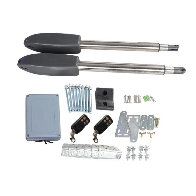Image 2 - AC220V Electric Linear Actuator 400kgs Engine Motor System Automatic Swing Gate Opener-in Access Control Kits from Security & Protection