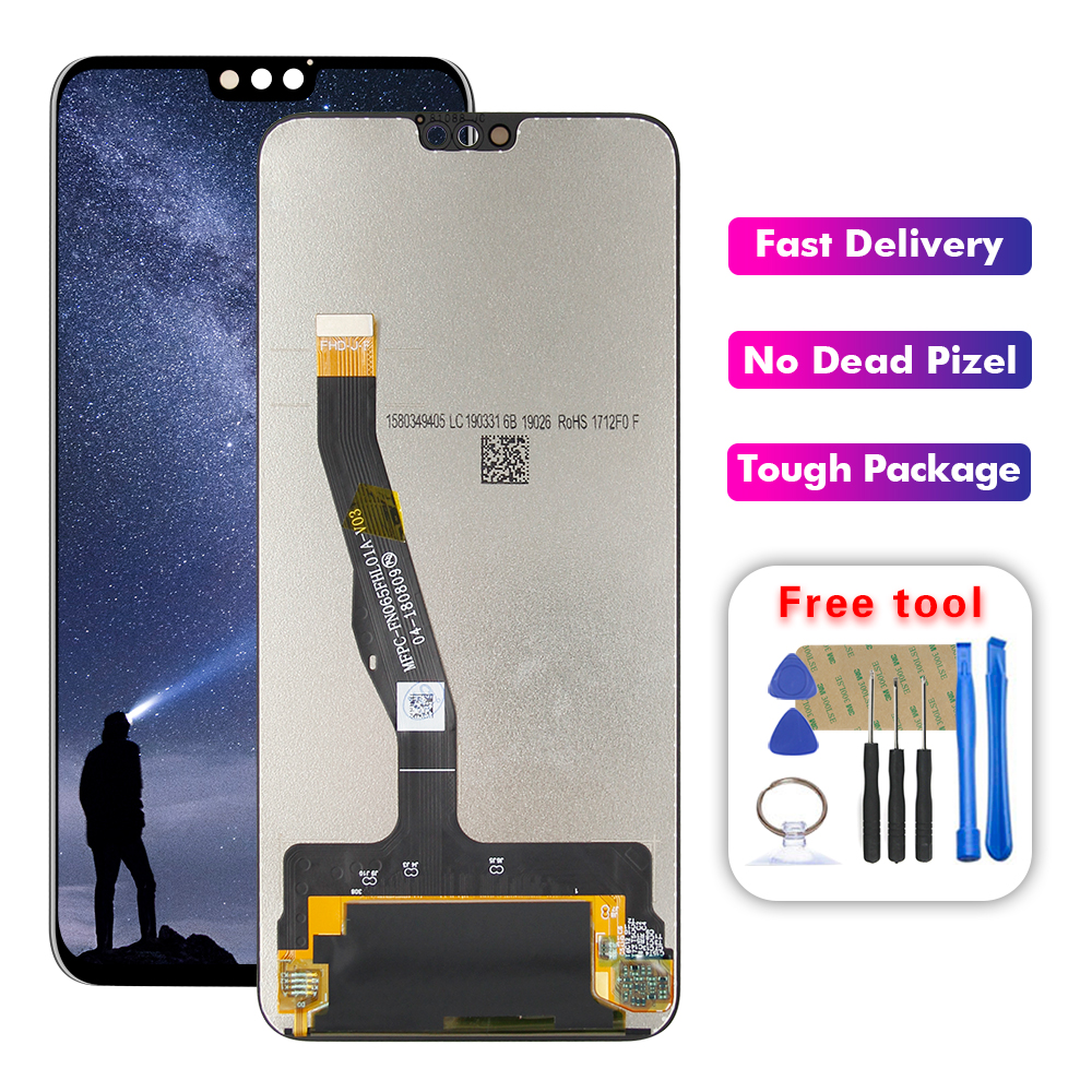 Für Huawei <font><b>Honor</b></font> <font><b>8X</b></font> JSN-L21 JSN-L42 JSN-AL00 JSN-L22 <font><b>LCD</b></font> screen <font><b>Display</b></font> + Touch panel Digitizer Assembly Kostenlose Tools image