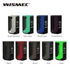 Authentic WISMEC Reuleaux RX GEN3 TC Box MOD Maximum Output 300W E Cigs Mod Huge OLED Display WISMEC RX GEN3 Mod No18650 Battery