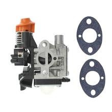 Engine Carburetor Chainsaw Tools Spare Parts Gasket For Stihl FS94 KM94 41491200600 Replacement crankshaft crank rod fits stihl chainsaw 038 ms380 ms381 spare parts
