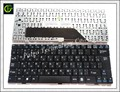 Russian Keyboard for MSI Wind U9 U90 U90X U100 U100X U101 U101B U101C U110 U120 U130 N011 U115 U123 U123H U123T Black RU