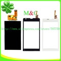 Original M35 LCD Touch Panel for Sony Xperia SP M35 M35h M35i C5302 C5303 LCD Display Touch Screen Digitizer Panel With Tracking