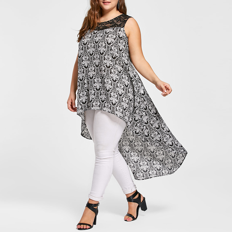 cd09defdfef5 Γυναικεία καλοκαιρινή εκτύπωση δαντέλα μποέμ φόρεμα Patchwork χωρίς ...