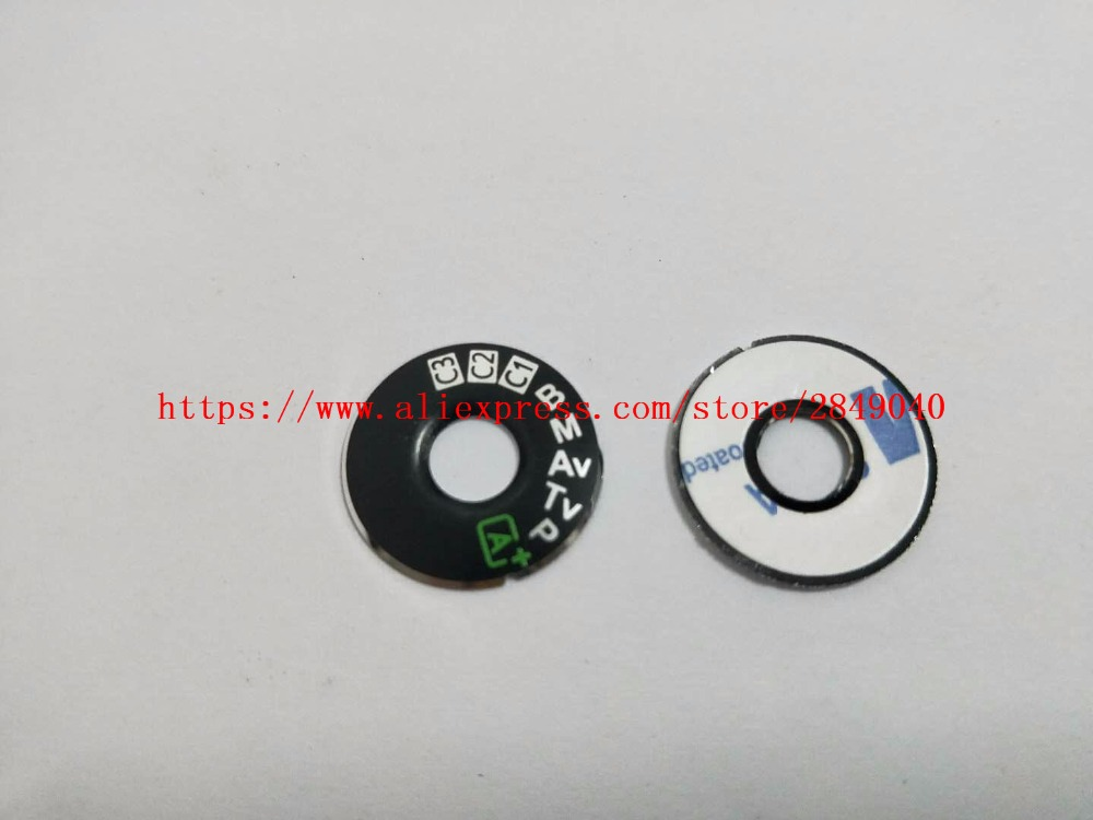 NEW Top Cover Button Mode Dial For Canon For EOS 5D3 5D Mark III Camera Repair Parts