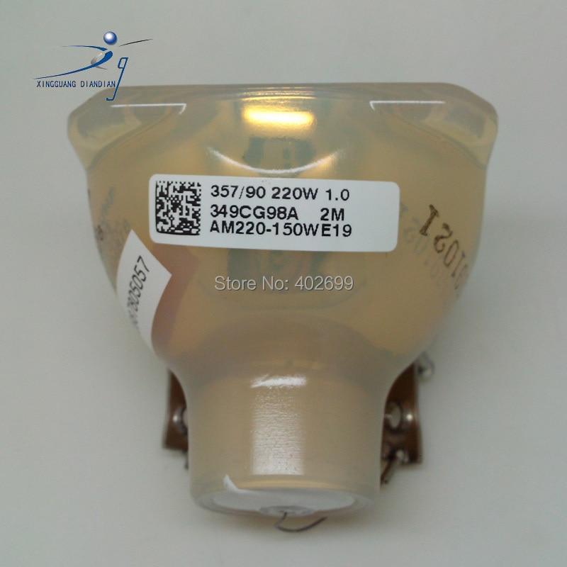 Фото original projector lamp bulb TLPLW3 for Toshiba TDP T90A  projector 220w-150w. Купить в РФ