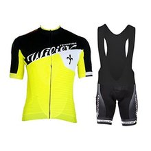 Baru Pro Wilier Team Short Lengan Bersepeda Kaus Set Maillot Ropa Ciclismo  Pria Musim Panas Sepeda ca76c7315
