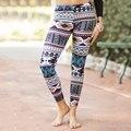 Leggings Women Charming Girls Soft Comfortable Trousers Printed Slim Narrow Leg High Waist Long Calzas Deportivas Mujer Fitness