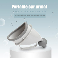 Car urinals men and women portable car travel emergency urine adult children universal urinal