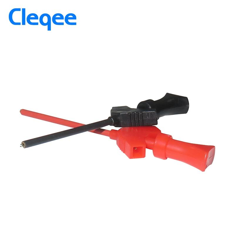 Cleqee P5003 10 db mini markoló SMD IC teszt kampócsatlakozó - Mérőműszerek - Fénykép 3