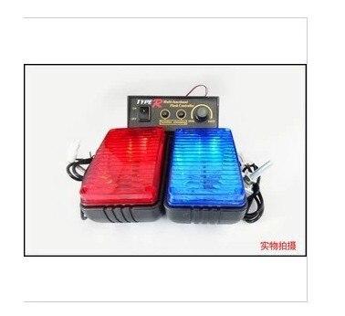 Automobile luci lampeggianti lampeggiante luce di avvertimento luce di automobili e moto PS-714type yituo due luci possono besubstituted