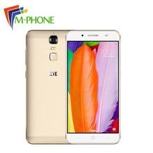 Оригинал ZTE Blade A2 плюс 5000 мАч мобильный телефон 5.5 «MT6750T Octa core 3 ГБ Оперативная память 32 ГБ Встроенная память Android 6.0 13.0MP отпечатков пальцев телефона