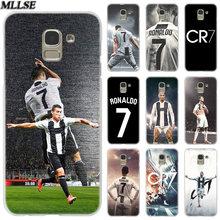 39d4481aa Footballer Juventus Cristiano Ronaldo Hard Case for Samsung Galaxy J2Pro J4  J6 J8 2018 J3 J5 J7 2016 2017EU Prime CORE Plus