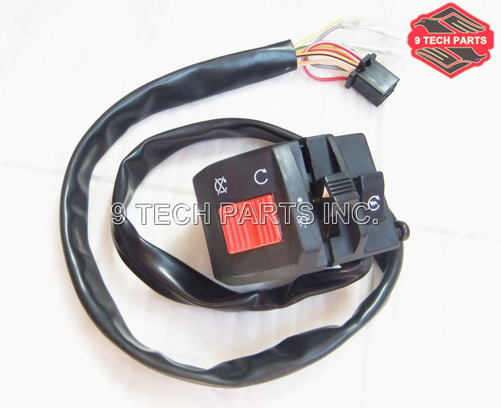 все цены на NEW FREE SHIPPING! GN250 GN 250 HANDLE SWITCH Right Hand Switch 37200-38320 онлайн