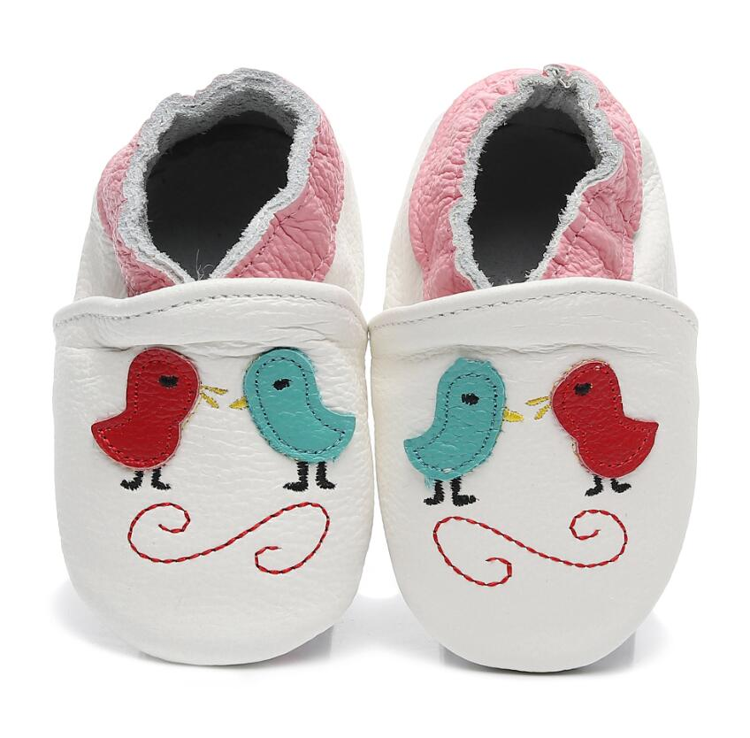 Hard-Working Baby Girls First Walker Sweet Soft Warm Antiskid Toddler Flower Polka Crib Shoes New Arrival Carefully Selected Materials Baby Shoes
