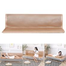 Летний складывающийся диван-коврик утолщенный Противоскользящий классный экологически чистый диван-коврик WXV