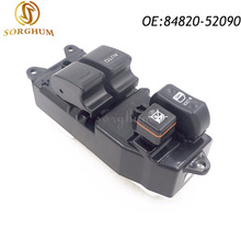 цена 84820-52090 8482052090 Power Window Lifter Regulator Master Control Switch For Toyota Yaris Echo Verso
