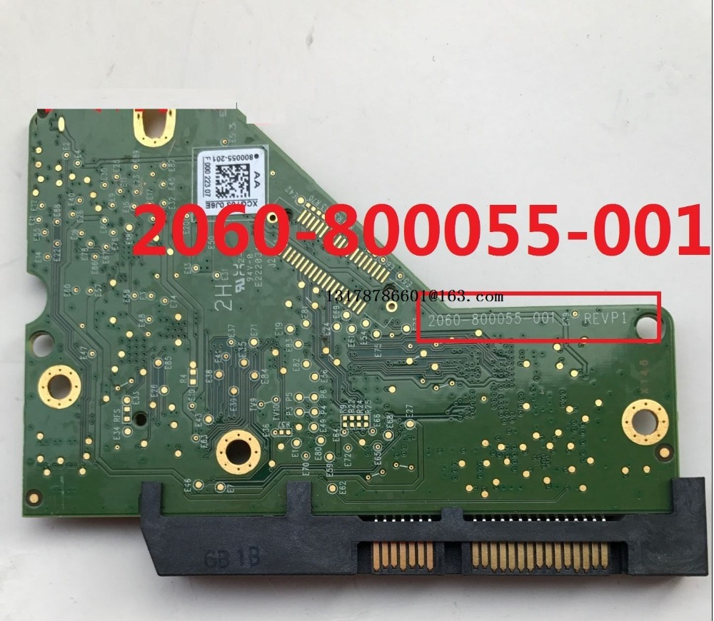 HDD PCB board 2060-771801-002 REV A//P1 for 2.5 hard drive repair data recovery