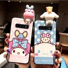 SAM S10 3D Cute My melody Soft TPU Phone Case For S
