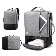 Anti Theft Backpack Women Men Laptop Bagpack 15.6 USB Charger Male Notebook Back Pack Travel School Bag Mochila Black Mens Bags
