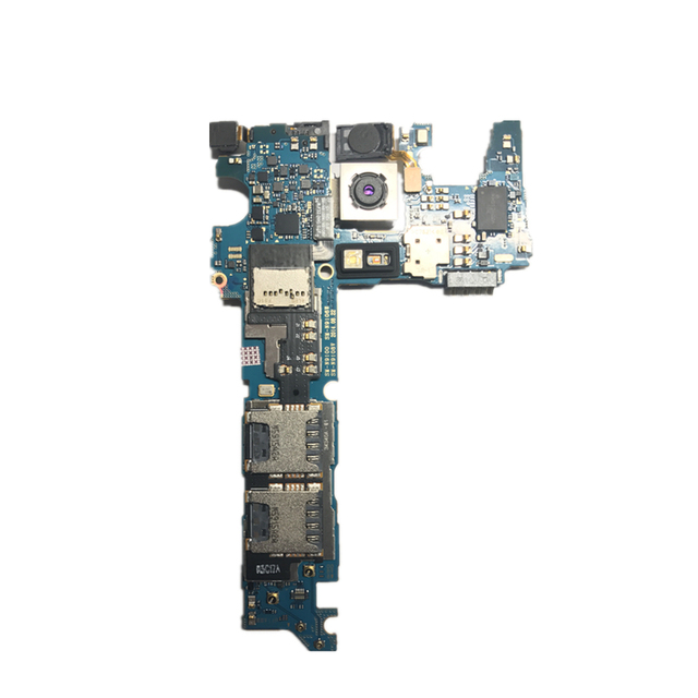 Full Working Used Original Board For Samsung GALAXY Note 4 N9100 Motherboard Logic Mother Board Plate 1