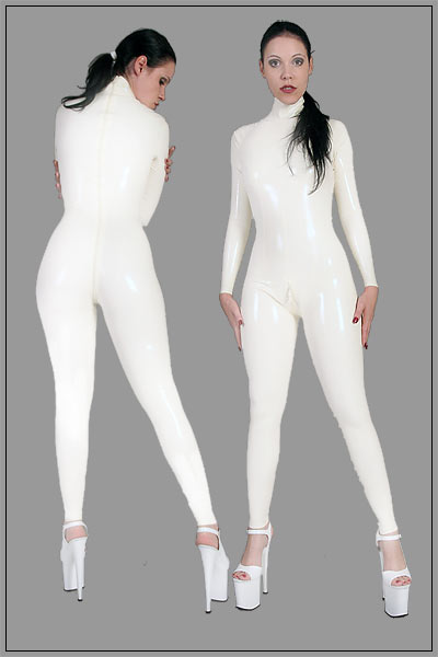 Sexy-Unisex-Womens-White-Latex-Catsuit-Rubber-Bodysuits-with-Front-Crotch-Zip-High-Quality-Latex-Rubber-Zentai