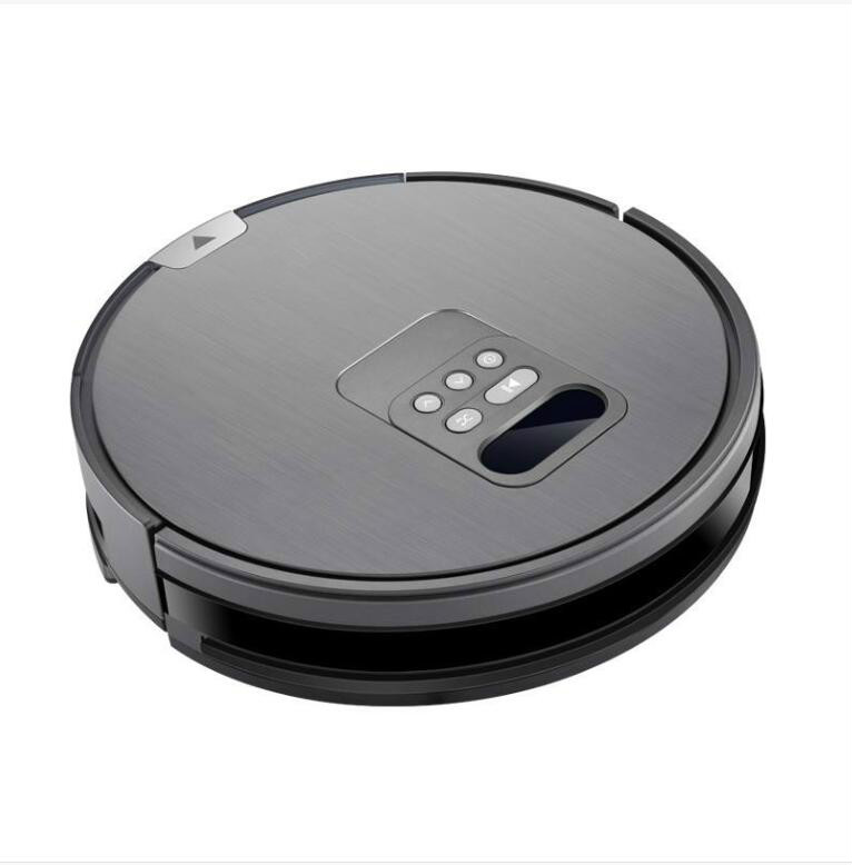 ILIFE Robot Vacuum Cleaner Intelligent planning path and time for clean,romte control, Self-Charge Wet Mopping GPS navigation 2