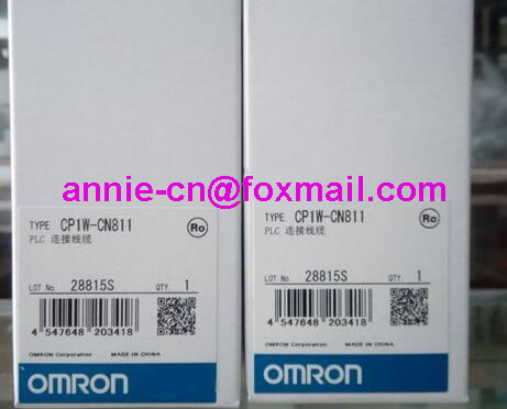 CP1W-CN811 New and original OMRON PLC Connect cable cp1w ext01 new and original omron plc communication adapter