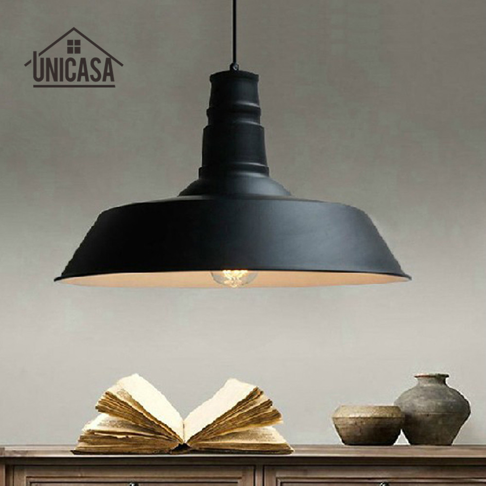 Antique Wrought Iron Pendant Lights Vintage Industrail Kitchen Island Office Bar Shop Lighting Fixtures Black Shade Ceiling Lamp white black shade wrought iron lighting fixtures modern pendant lights kitchen island office antique mini pendant ceiling lamp