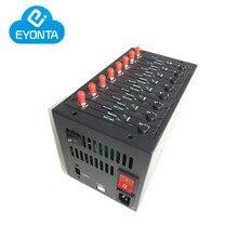 Sms a granel 8 puertos wavecom módem gsm 8 tarjeta sim gsm conjunto de módems