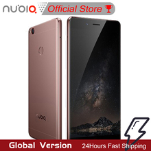 Mondial Version Nubia Z11 Smartphone 4 GB/6 GB RAM 64 GB ROM 5.5 pouces Snapdragon 820 Quad Core 16MP 4G LTE NFC D'empreintes Digitales 1920*1080 p