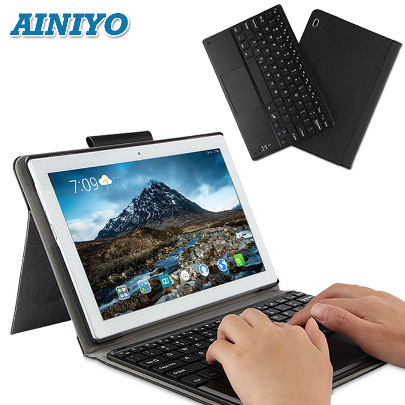 Bluetooth Clavier Cas Lenovo Tab 4 10 TB-X304F/N/L 10.1