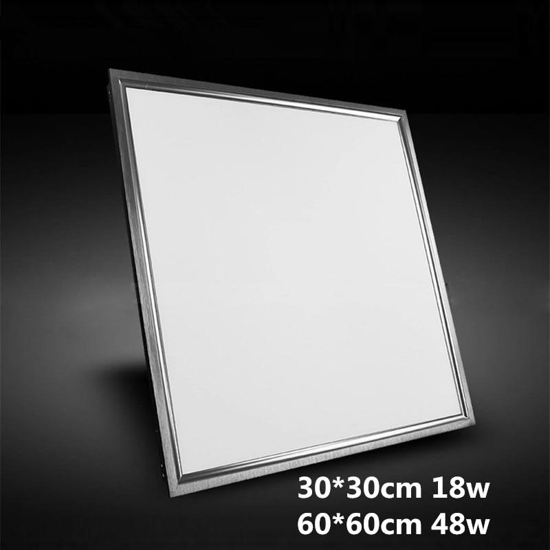 Deckenleuchten 1 Pcs Led Decke Licht 520x520 36 W Fernbedienung Kalt Warm Weiß Ac 85-265 V Frontplatte Decke Lampe Home Büro Dekoration Licht & Beleuchtung