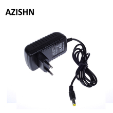 5pcs/lot AC 100 240V to DC 12V 2A 5.5x2.1mm EU Power Adapter Supply Charger For LED Strips Light EU Plug