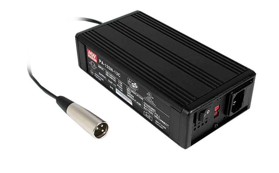все цены на 1MEAN WELL original PB-120P-13P 13.8V 7.2A meanwell PB-120P 13.8V 99.36W Single Output Power Supply or Battery Charger онлайн