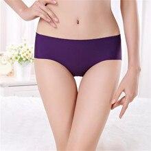 Woweile Sexy Women Underwear Panties Plus Size Lingerie Femme Panty Under Wear Cotton Ladies Seamless Panties Free Shipping