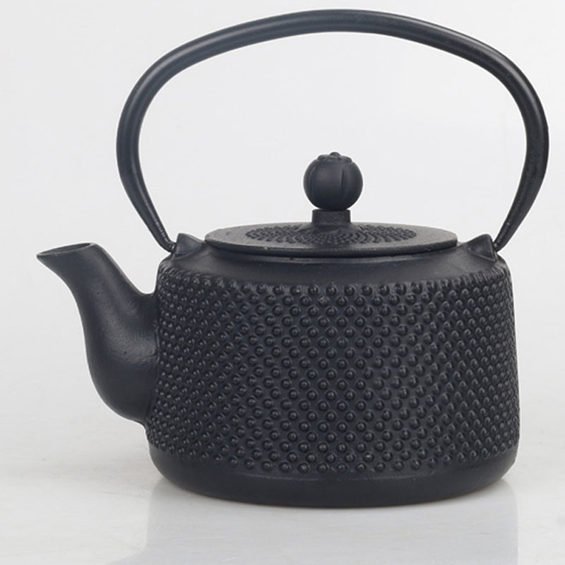 Gong Fu Tea Iron Cast Uncoated Teakettle