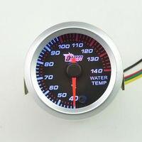 2 52 Mm 7 Colour Pointer Automotive Temporary Water Temperature Measuring Temperature Meter Auto Instrument Free