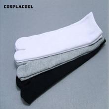 The new summer single bamboo fiber finger Japanese tabi sock