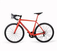 2017 Costelo Estrada de fibra de Carbono quadro de bicicleta tocha termocrômico carbono mudança de cor do quadro da bicicleta 48 50 52 54 56 livre grátis