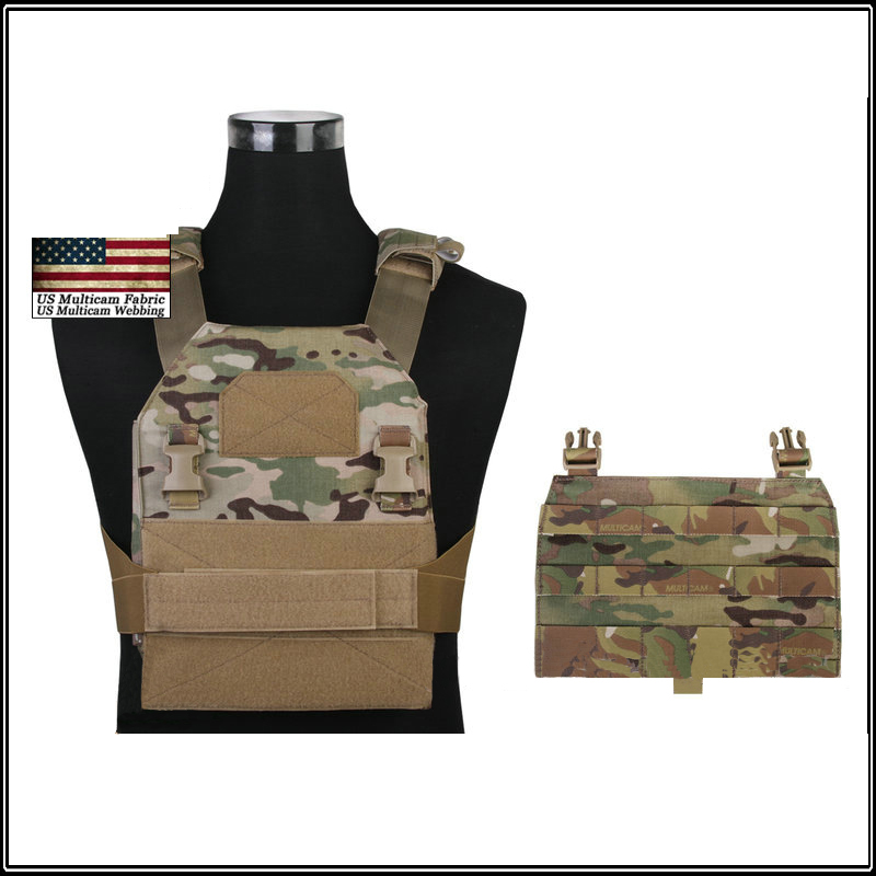 Tactical Adjustable Vest Adaptive Plate Carrier APC Multicam MOLLE Fast Attack Armor  For Lightweight Assault Free Shipping recurrent adaptive neurofuzzy paradigms