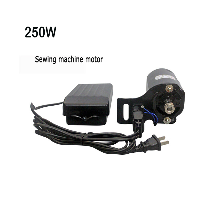 ФОТО AC sewing machine motor 250W 220v 10500 r/min motor for sewing machine H008A
