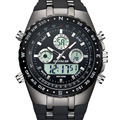 Nuevo Reloj de Los Hombres Militar Del Ejército Reloj Deportivo Digital Resistente Al Agua Fecha Calendario LED Electrónica Relojes relogio masculino