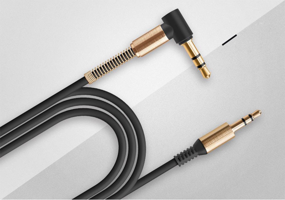 rovtop 3, 5 мм аудио между мужчинами кабель ОКС кабель наушников Битс телефон наушники динамик стерео вспомогательный шнур аудио кабель весна З2